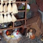 Almeida Family Portuguese Presepio Nativity Scene Christmas Bermuda, December 23 2012 (12)