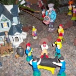 Almeida Family Portuguese Presepio Nativity Scene Christmas Bermuda, December 23 2012 (13)