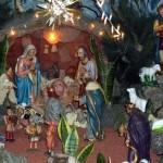 Almeida Family Portuguese Presepio Nativity Scene Christmas Bermuda, December 23 2012 (3)