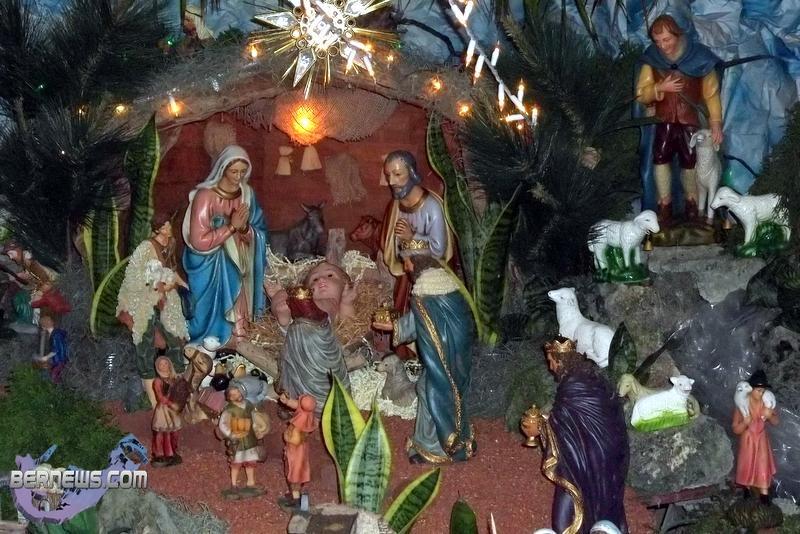 How Do You Say Merry Christmas In Portuguese.Photos 2012 Portuguese Presepio Nativity Scene Bernews