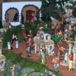 Almeida Family Portuguese Presepio Nativity Scene Christmas Bermuda, December 23 2012 (4)