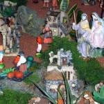 Almeida Family Portuguese Presepio Nativity Scene Christmas Bermuda, December 23 2012 (5)