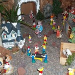 Almeida Family Portuguese Presepio Nativity Scene Christmas Bermuda, December 23 2012 (8)