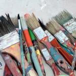"Chewstick ""Peace"" Mural Painting Bermuda, December 1 2012 (10)"