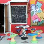 "Chewstick ""Peace"" Mural Painting Bermuda, December 1 2012 (21)"