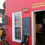 "Chewstick ""Peace"" Mural Painting Bermuda, December 1 2012 (24)"