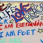 "Chewstick ""Peace"" Mural Painting Bermuda, December 1 2012 (37)"