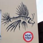 "Chewstick ""Peace"" Mural Painting Bermuda, December 1 2012 (48)"
