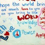 "Chewstick ""Peace"" Mural Painting Bermuda, December 1 2012 (52)"