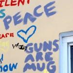 "Chewstick ""Peace"" Mural Painting Bermuda, December 1 2012 (55)"