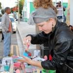 "Chewstick ""Peace"" Mural Painting Bermuda, December 1 2012 (64)"