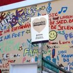 "Chewstick ""Peace"" Mural Painting Bermuda, December 1 2012 (67)"