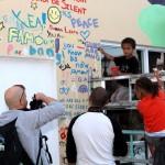 "Chewstick ""Peace"" Mural Painting Bermuda, December 1 2012 (69)"