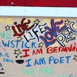 "Chewstick ""Peace"" Mural Painting Bermuda, December 1 2012 (70)"
