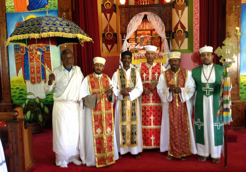 Ethiopian Orthodox Christmas Service On Jan 6 - Bernews : Bernews