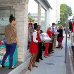 Coldwell Banker Bermuda Realty's Toys For Tots Campaign December 6 2012 (1)