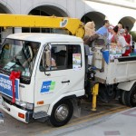 Coldwell Banker Bermuda Realty's Toys For Tots Campaign December 6 2012 (14)