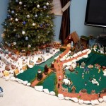 Resendes Family Portuguese Presepio Nativity Scene Christmas Bermuda, December 23 2012 (2)