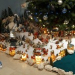 Resendes Family Portuguese Presepio Nativity Scene Christmas Bermuda, December 23 2012 (4)