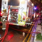 Structural Fire, Hamilton Bermuda, December 19 2012 (15)