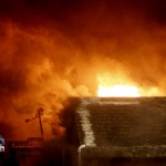 Structural Fire, Hamilton Bermuda, December 19 2012 (28)