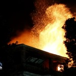 Structural Fire, Hamilton Bermuda, December 19 2012 (4)