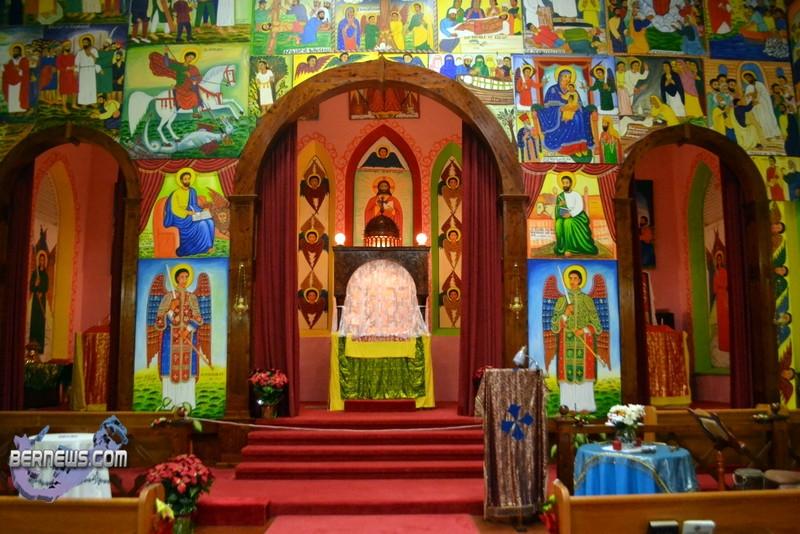 Photos Video Ethiopian Orthodox Church Icons Bernews