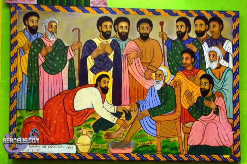 Photos/Video: Ethiopian Orthodox Church Icons