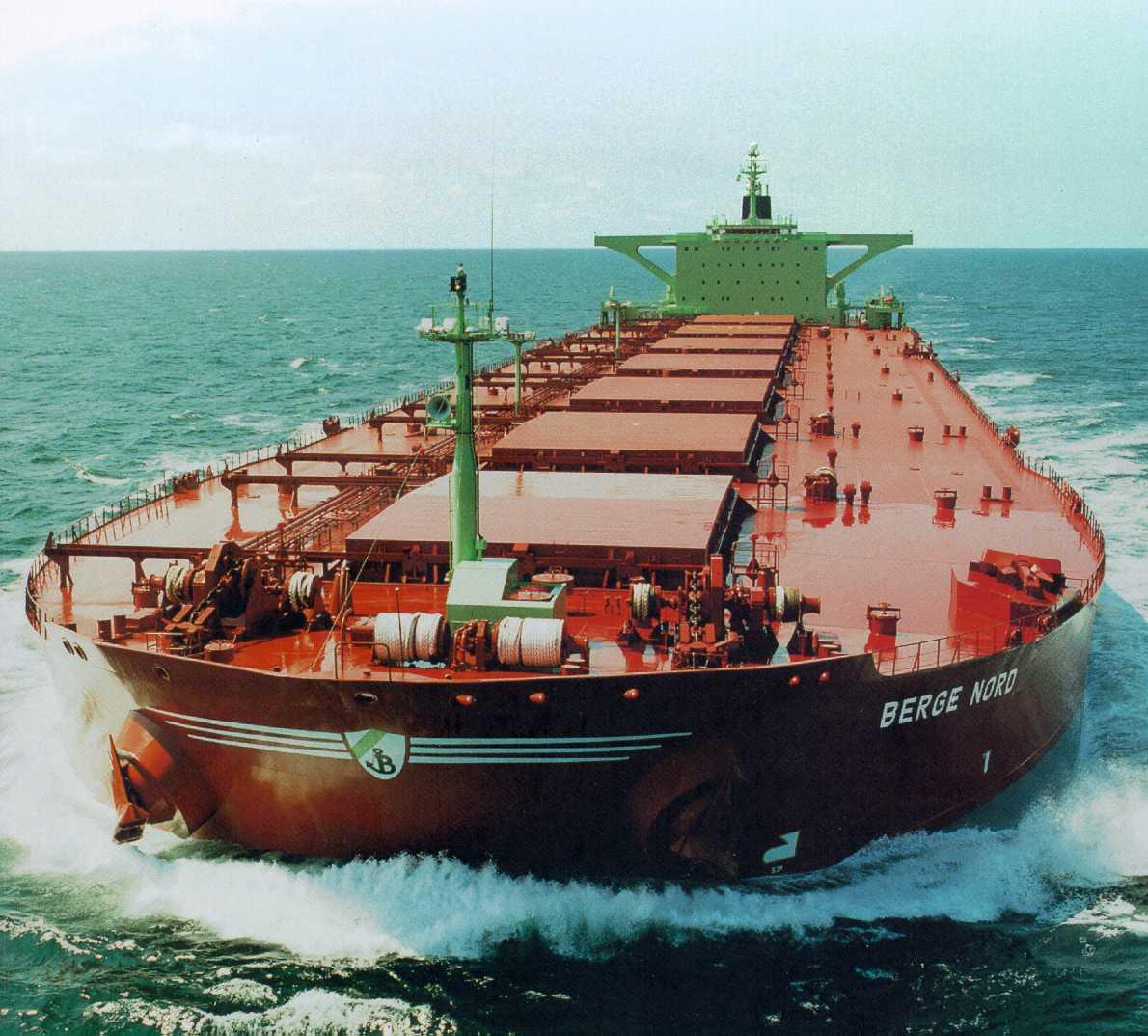 Biggest Oil Tanker History