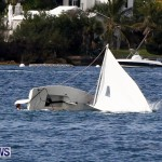 Frostbite Series Sailing Sailboat  Hamilton Harbour Bermuda, January 6 2013 (10)