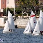 Frostbite Series Sailing Sailboat  Hamilton Harbour Bermuda, January 6 2013 (19)
