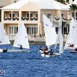 Frostbite Series Sailing Sailboat  Hamilton Harbour Bermuda, January 6 2013 (2)