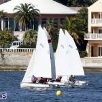 Frostbite Series Sailing Sailboat  Hamilton Harbour Bermuda, January 6 2013 (20)