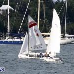 Frostbite Series Sailing Sailboat  Hamilton Harbour Bermuda, January 6 2013 (21)