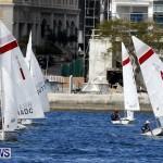 Frostbite Series Sailing Sailboat  Hamilton Harbour Bermuda, January 6 2013 (3)