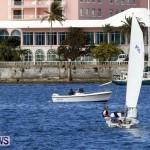 Frostbite Series Sailing Sailboat  Hamilton Harbour Bermuda, January 6 2013 (4)
