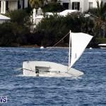 Frostbite Series Sailing Sailboat  Hamilton Harbour Bermuda, January 6 2013 (8)