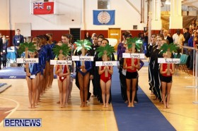 International Gymnastics Challenge Bermuda, January 12 2013 (1)