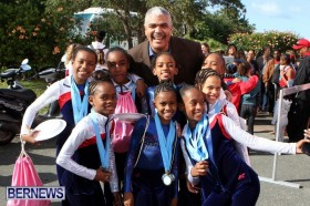International Gymnastics Challenge Bermuda, January 12 2013 (3)