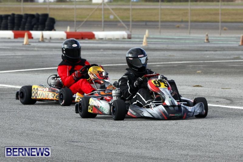 Karting GoKarts Bermuda racing Races  January 6 2013 (10)