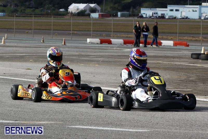 Karting GoKarts Bermuda racing Races  January 6 2013 (11)