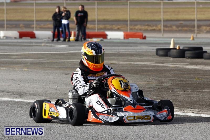 Karting GoKarts Bermuda racing Races  January 6 2013 (15)