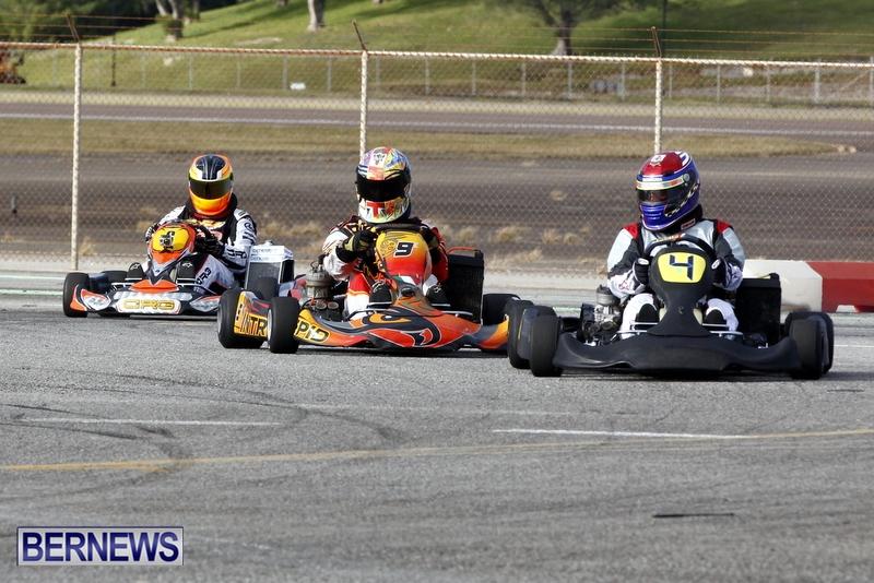 Karting GoKarts Bermuda racing Races  January 6 2013 (21)