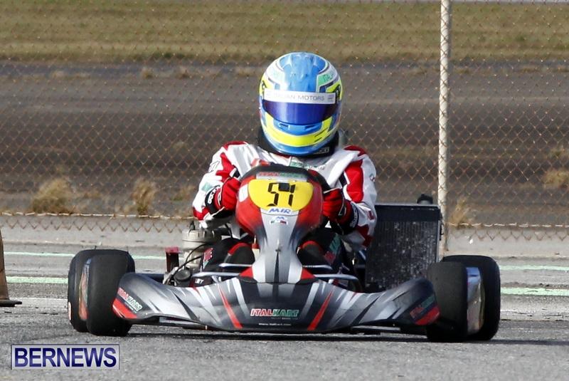 Karting GoKarts Bermuda racing Races  January 6 2013 (22)