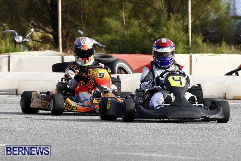 Karting GoKarts Bermuda racing Races  January 6 2013 (25)