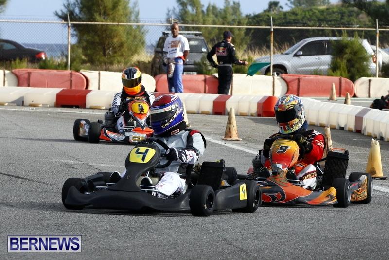 Karting GoKarts Bermuda racing Races  January 6 2013 (26)