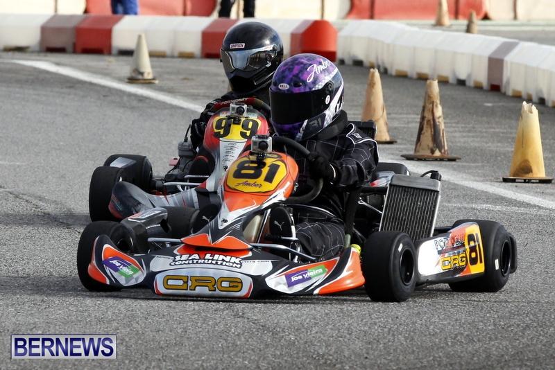 Karting GoKarts Bermuda racing Races  January 6 2013 (28)