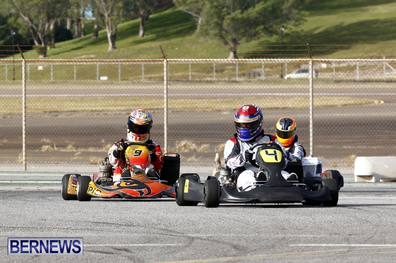 Karting GoKarts Bermuda racing Races  January 6 2013 (29)