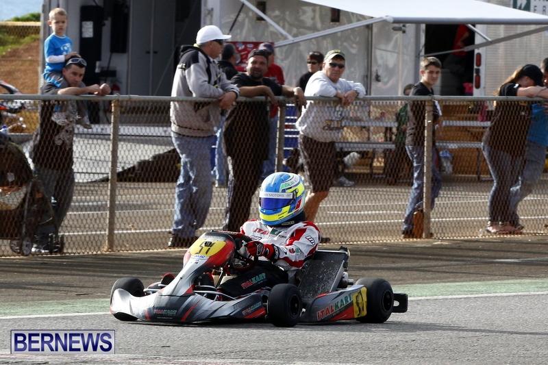 Karting GoKarts Bermuda racing Races  January 6 2013 (32)