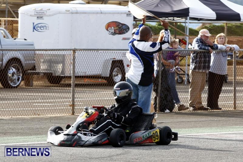 Karting GoKarts Bermuda racing Races  January 6 2013 (33)